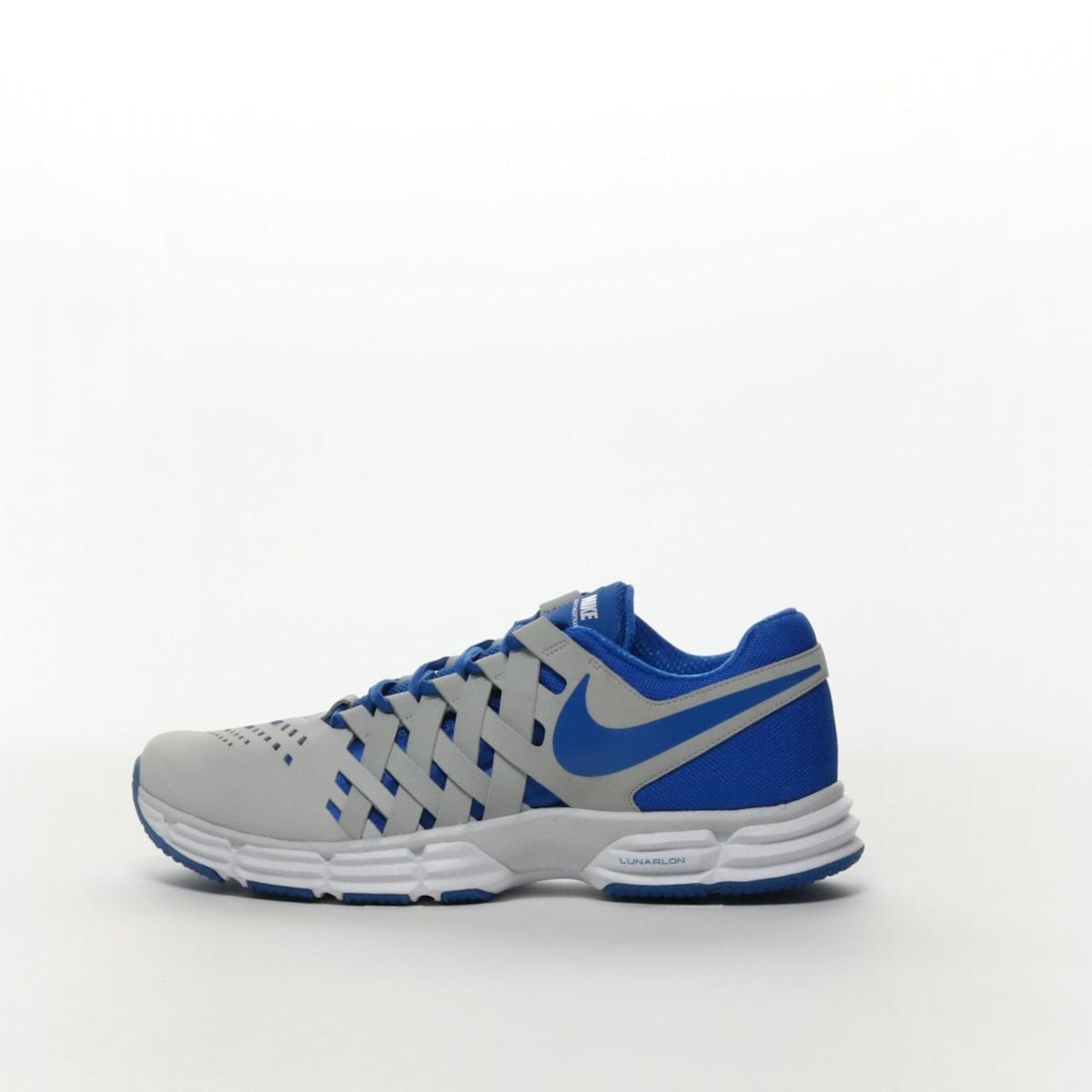 f4e5f382a2e9 Men s Nike Lunar Fingertrap Training Shoe - PURE PLATINUM HYPER ...