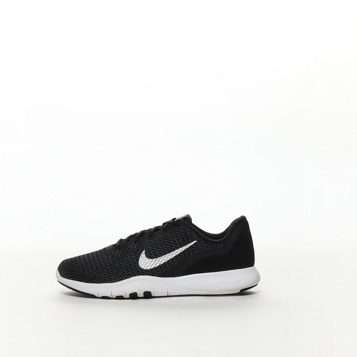 e3354a6cad4c61 Women s Nike Flex TR 7 Training Shoe - BLACK M SILV – Resku