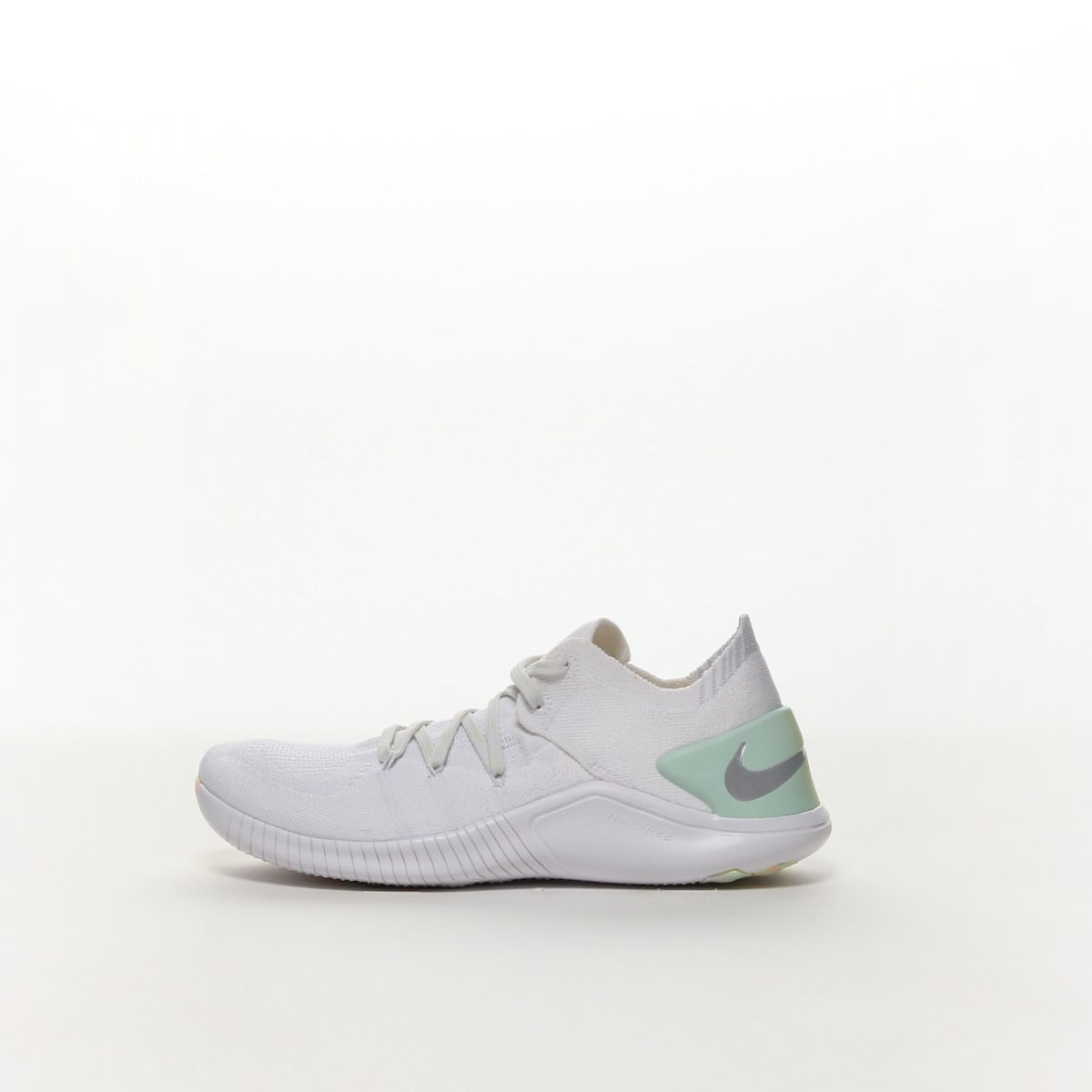 28c2871bd0c35 Nike Free TR Flyknit 3 Rise Women s Training Shoe - WHITE SUMMIT ...
