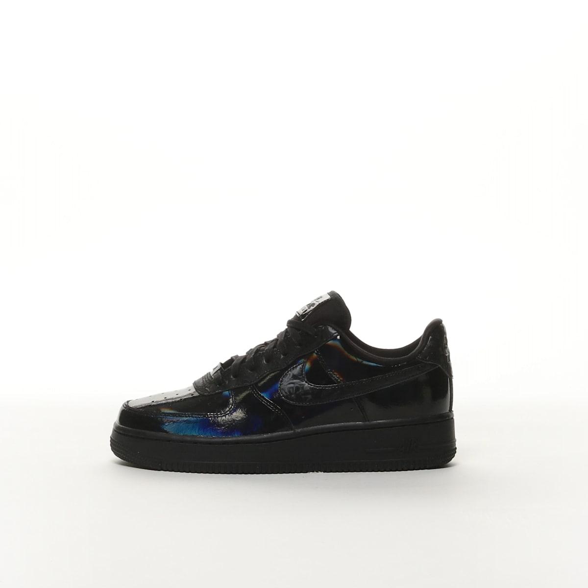 premium selection a7047 e8033 Women's Nike Air Force 1 '07 Lux Shoe - BLACK/BLACK-SUMMIT WHITE – Resku