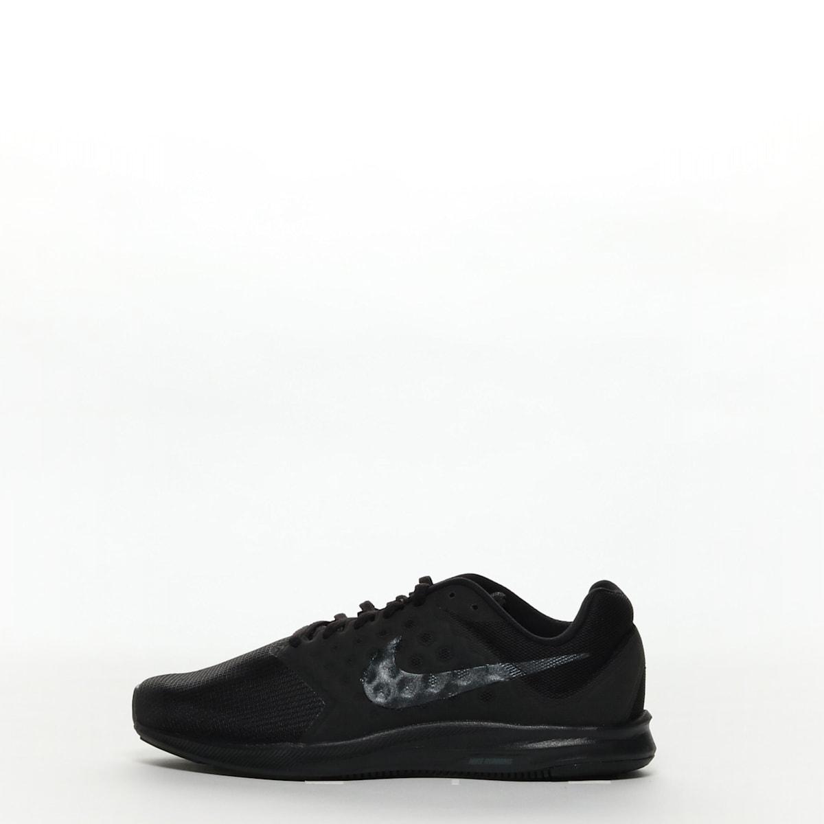 7524e9844d875 Men s Nike Downshifter 7 Running Shoe (4E) - BLACK MTLCHT – Resku