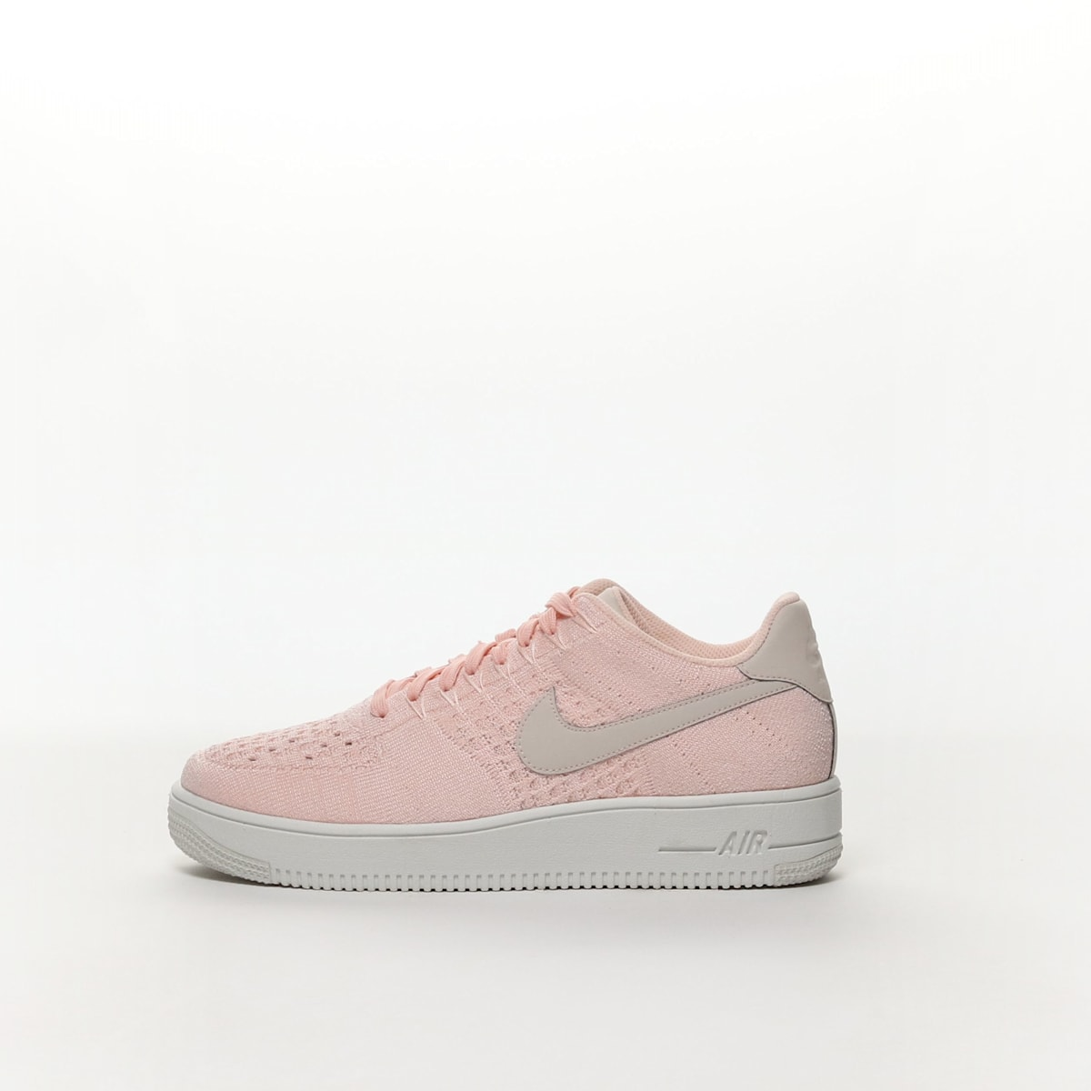 0e64d4682c15 Nike Air Force 1 Flyknit Low Men s Shoe - SUNSET TINT SUNSET TINT ...