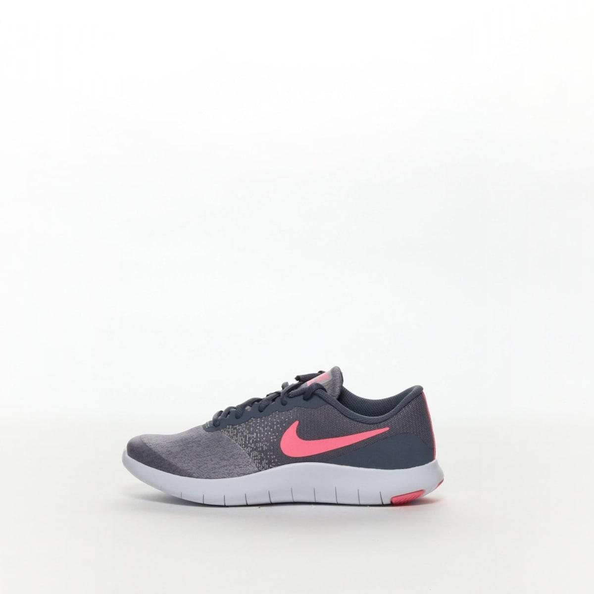 db1639e3c054d Girls  Nike Flex Contact (GS) Running Shoe - LGTCAR SNSPLS – Resku
