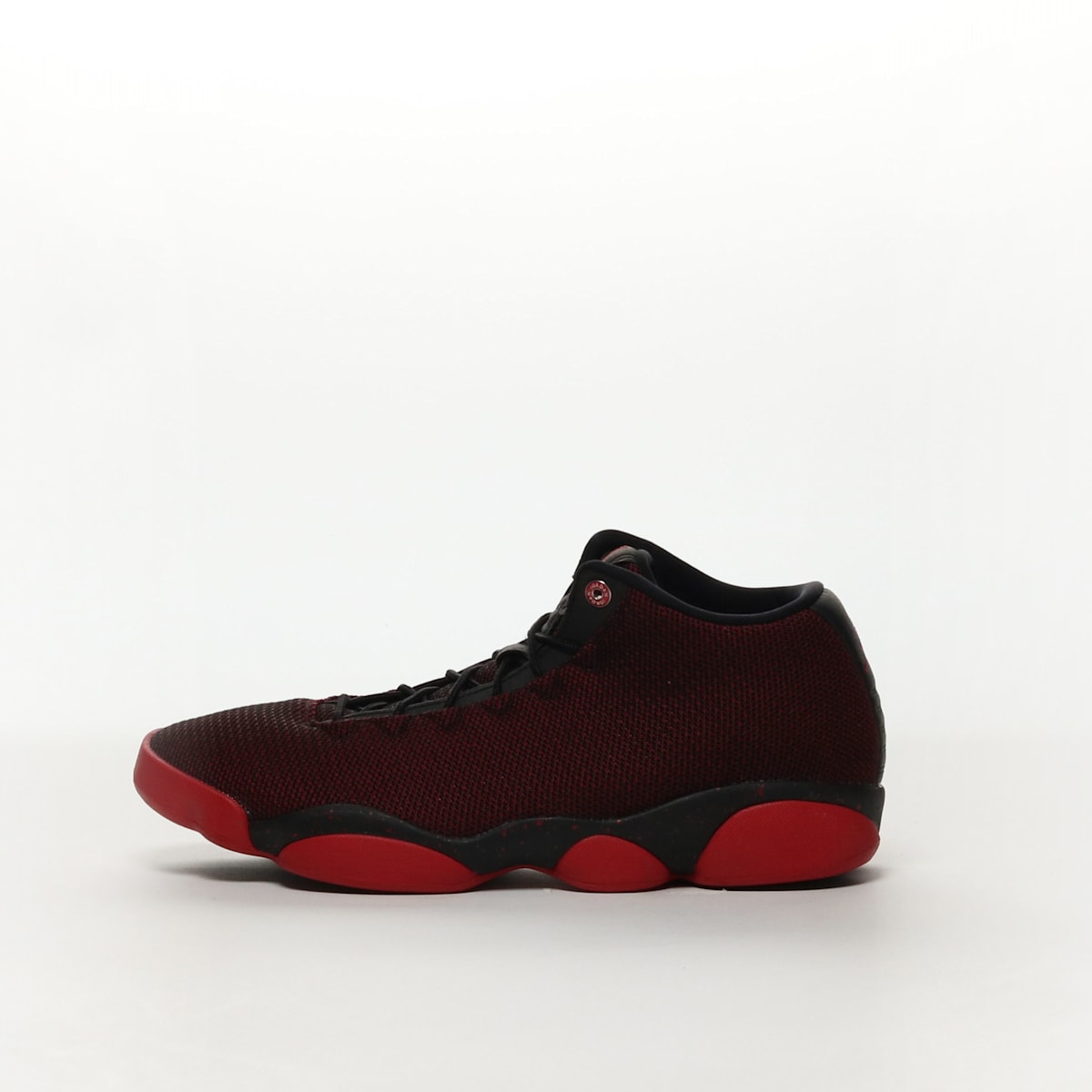 201b1716c Men s Jordan Horizon Low Shoe - BLACK GYM RED-WHITE – Resku