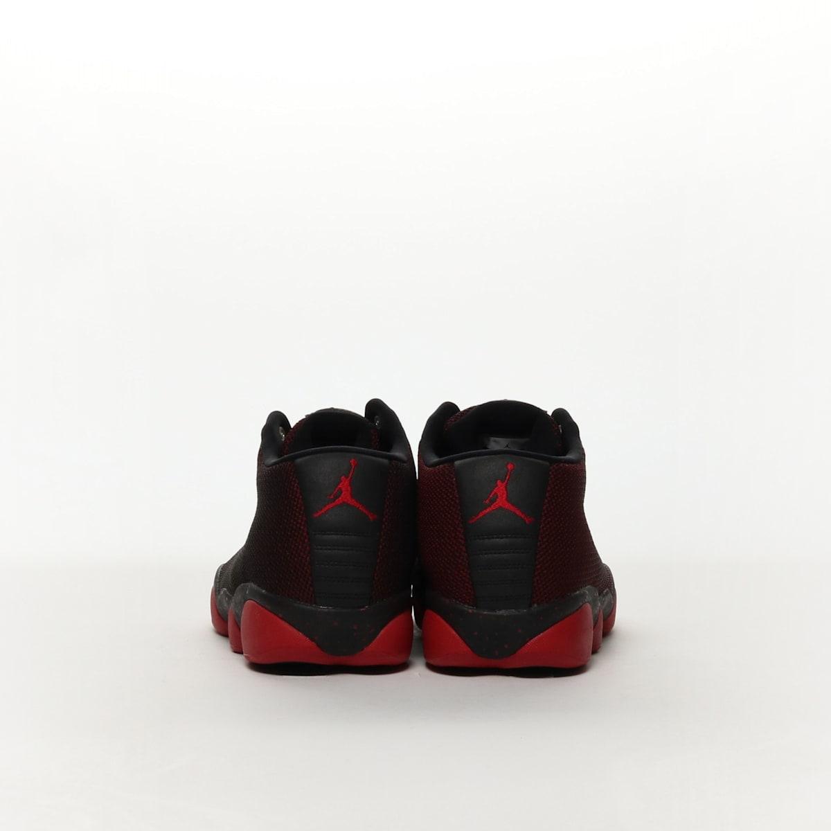 1161cf76715201 Men s Jordan Horizon Low Shoe - BLACK GYM RED-WHITE – Resku