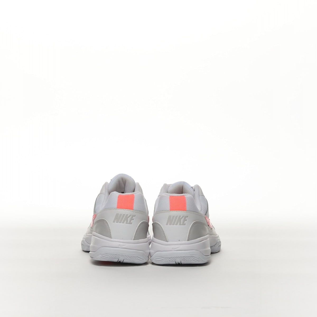 dfae072ef57 Women s Nike Court Lite Tennis Shoe - WHITE LAVA GLOW-VAST GREY – Resku
