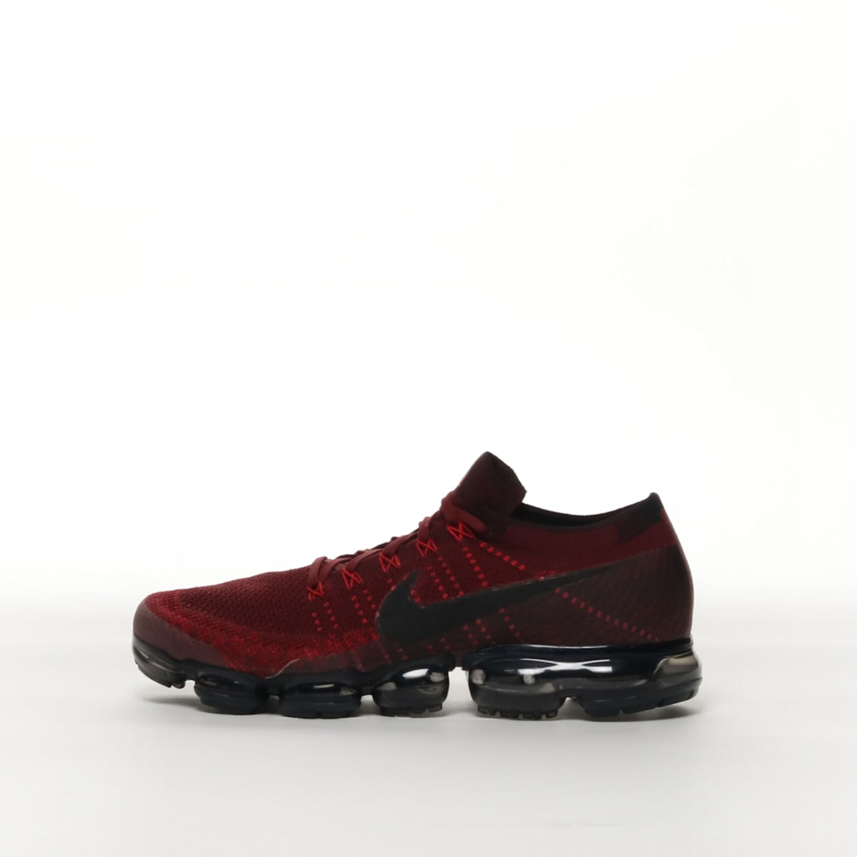 huge discount f649f e6822 Nike Air VaporMax Flyknit - DARK TEAM RED/UNIVERSITY RED/TOTAL ...