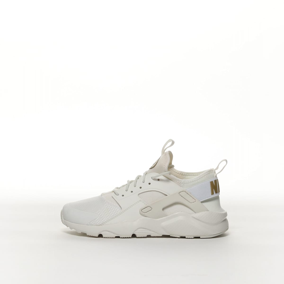 628a5b12bc0d Girls  Nike Air Huarache Run Ultra (GS) Shoe - SUMMIT WHITE METALLIC G –  Resku