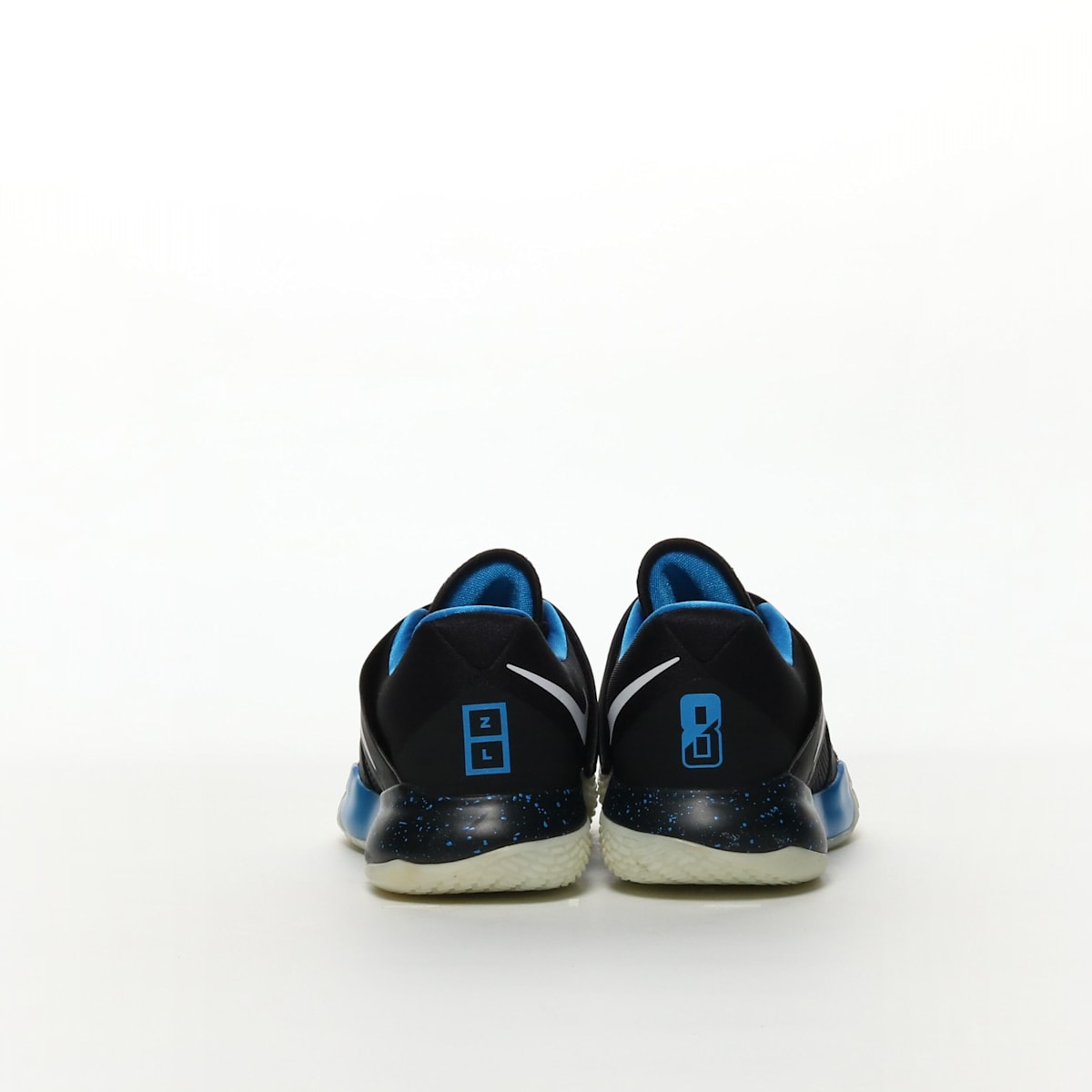 90189e80275 Men s Nike Zoom Live PE Basketball Shoe - BLACK WHITE – Resku