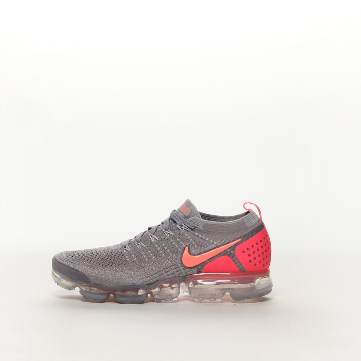 50c4c828468 Nike Air VaporMax Flyknit 2 - ATMOSPHERE GREY TOTAL CRIMSON PURE ...