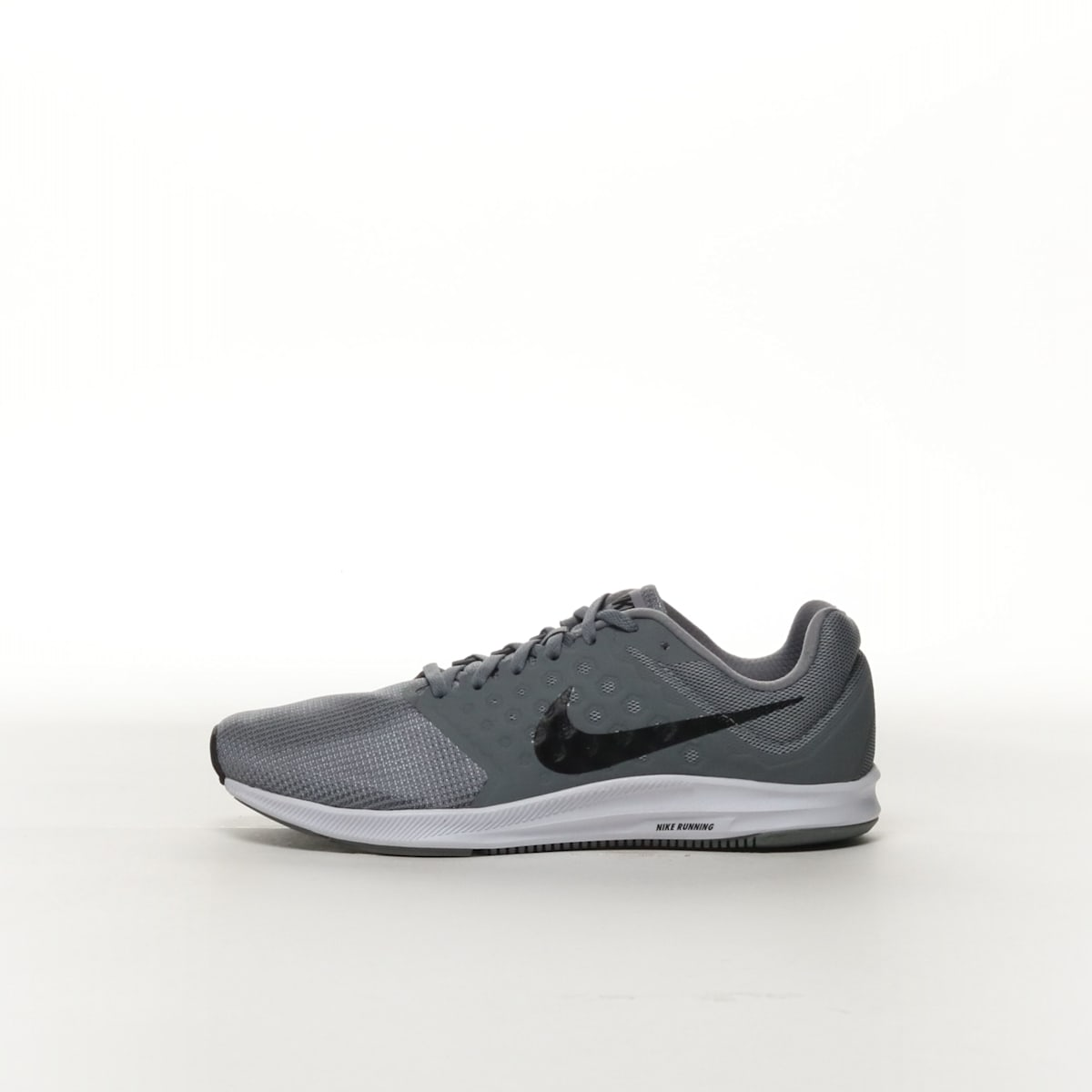 aa69cdbee661 Men s Nike Downshifter 7 Running Shoe - STEALTH BLACK-COOL GREY ...