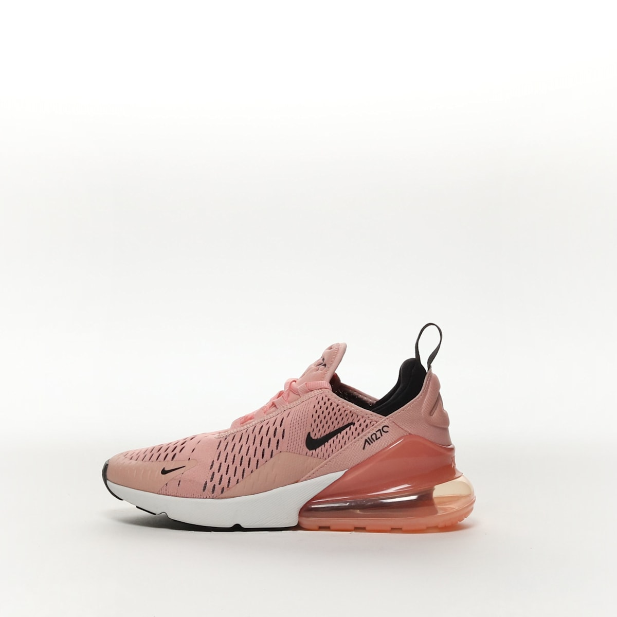 ea7cf72977 Nike Air Max 270 - CORAL STARDUST/SUMMIT WHITE/BLACK – Resku