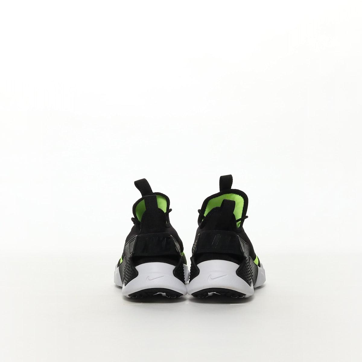 00bb0d66f9156 Boys  Nike Huarache Drift (GS) Shoe - VOLT BLACK – Resku