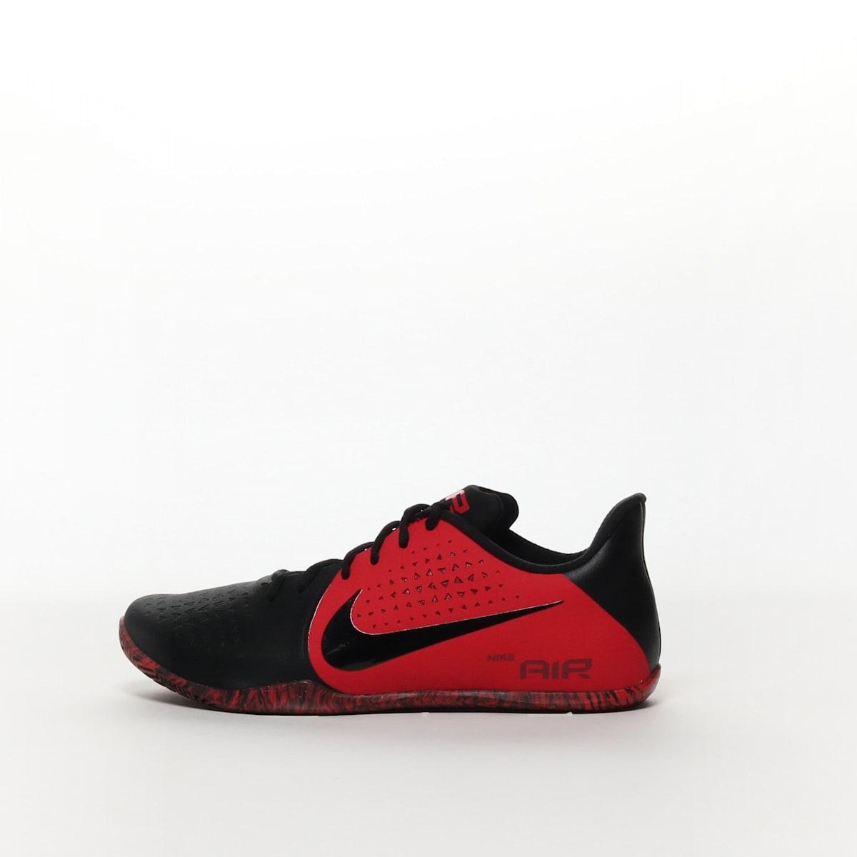 89ea03757814 Men s Nike Air Behold Low Basketball Shoe - UNVRED BLACK – Resku