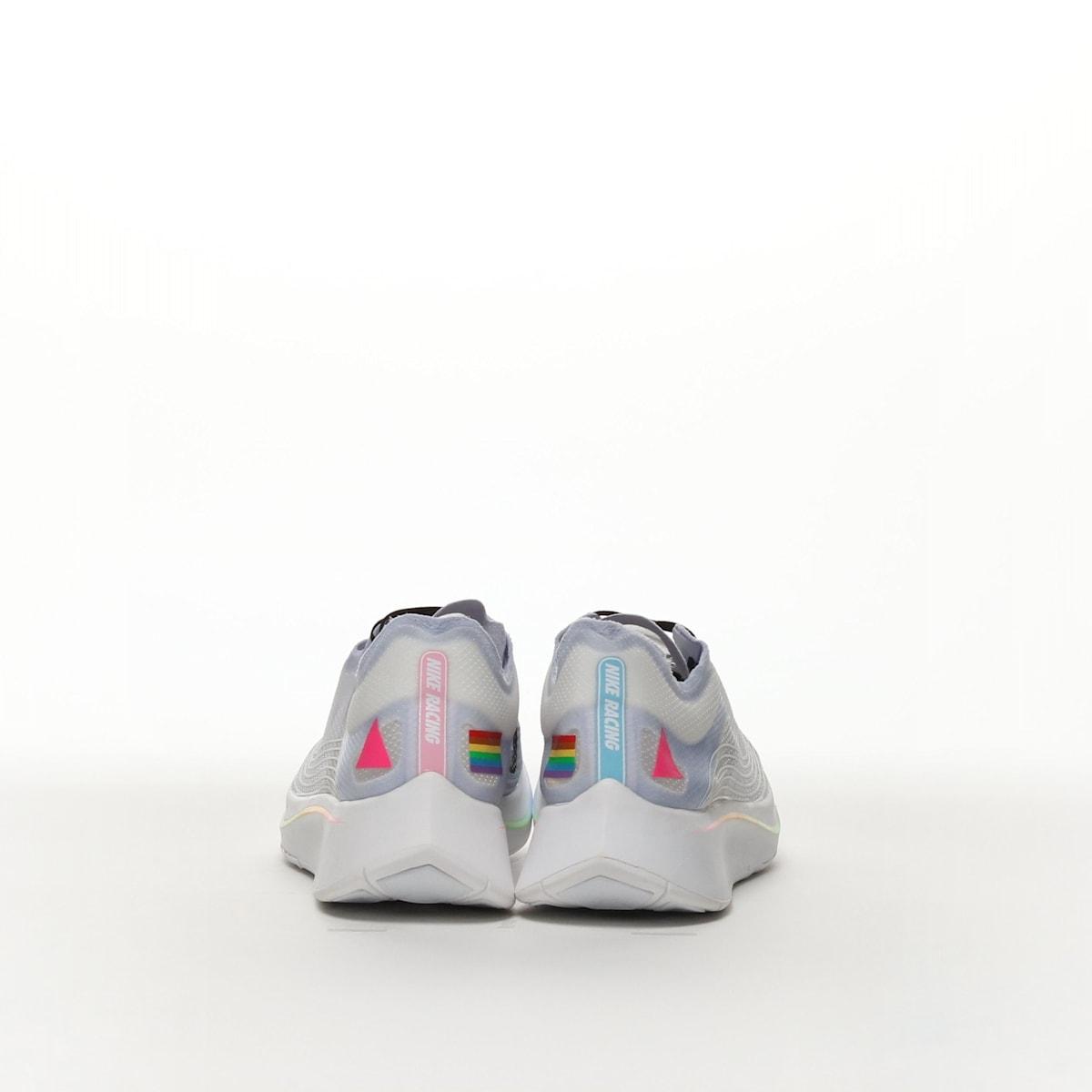 174e3fda455c Nike Zoom Fly BETRUE - WHITE PALEST PURPLE BLACK – Resku