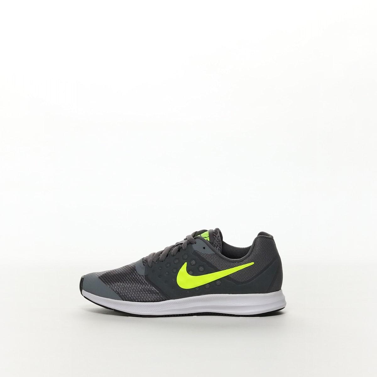 a93208c80a3 Boys  Nike Downshifter 7 (GS) Running Shoe - COL GY VOLT – Resku