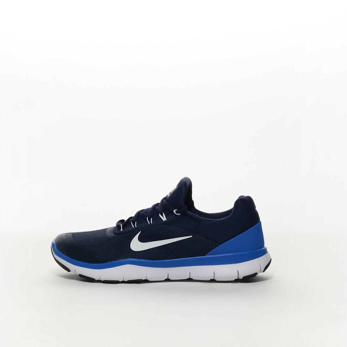 2668a895c55f Men s Nike Free Trainer v7 Training Shoe - BINARY BLUE WHITE-HYPER ...