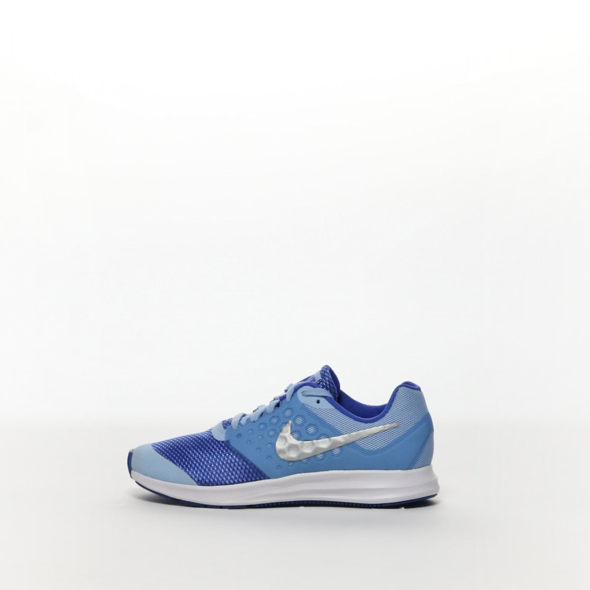 b7e01ae7d845 Girls  Nike Downshifter 7 (GS) Running Shoe - ALUMN M SILV – Resku