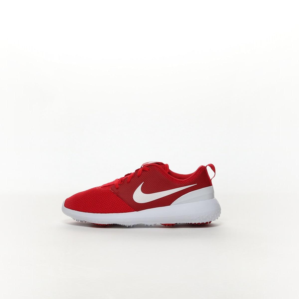 c48b8f162d32c Nike Roshe G Men s Golf Shoe - UNIVERSITY RED WHITE – Resku