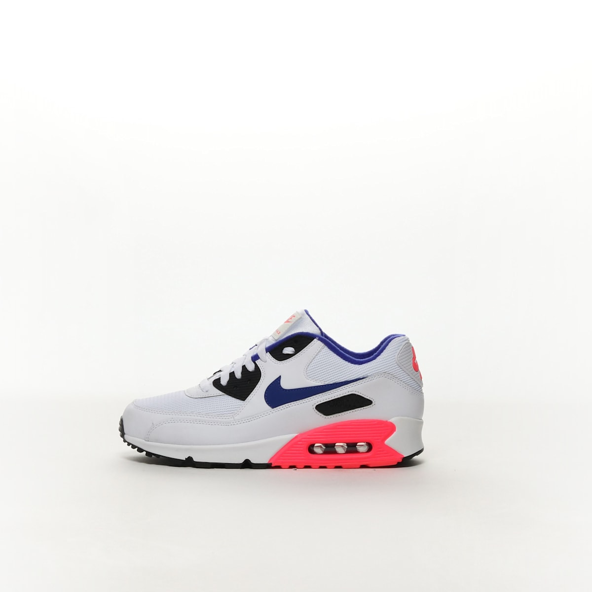 f2c70623c0ee Nike Air Max 90 Essential - WHITE SOLAR RED BLACK ULTRAMARINE â€