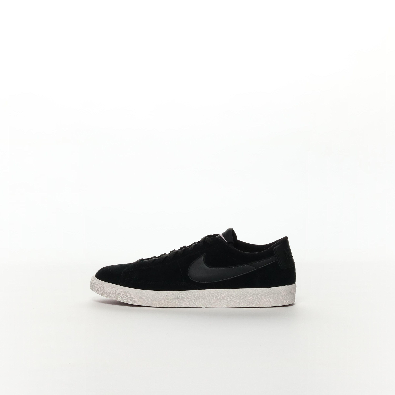 big sale d117a e1d00 Men's Nike Blazer Low Shoe - BLACK/BLACK