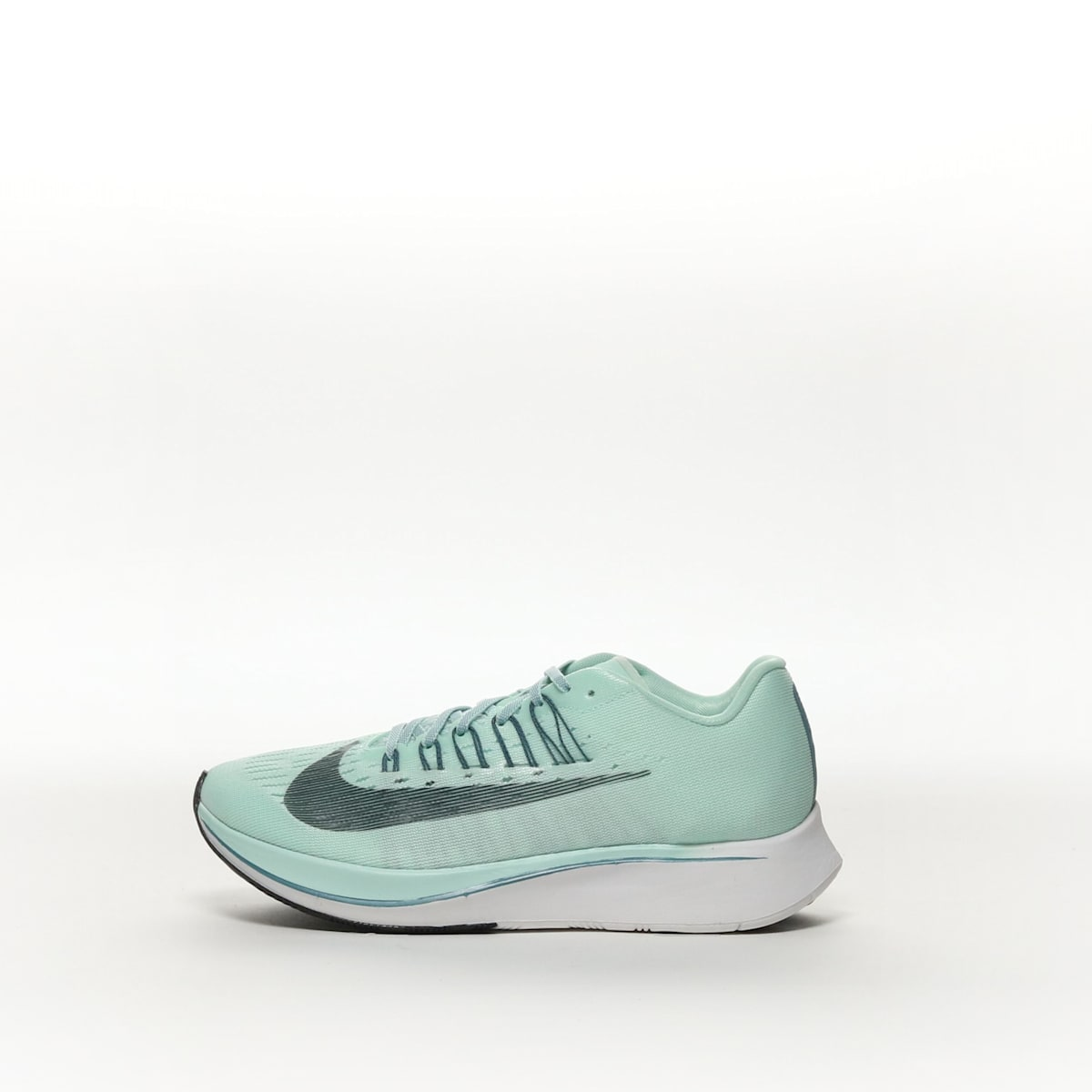 13034349f5da4 Nike Zoom Fly - IGLOO NOISE AQUA BLACK DEEP JUNGLE – Resku