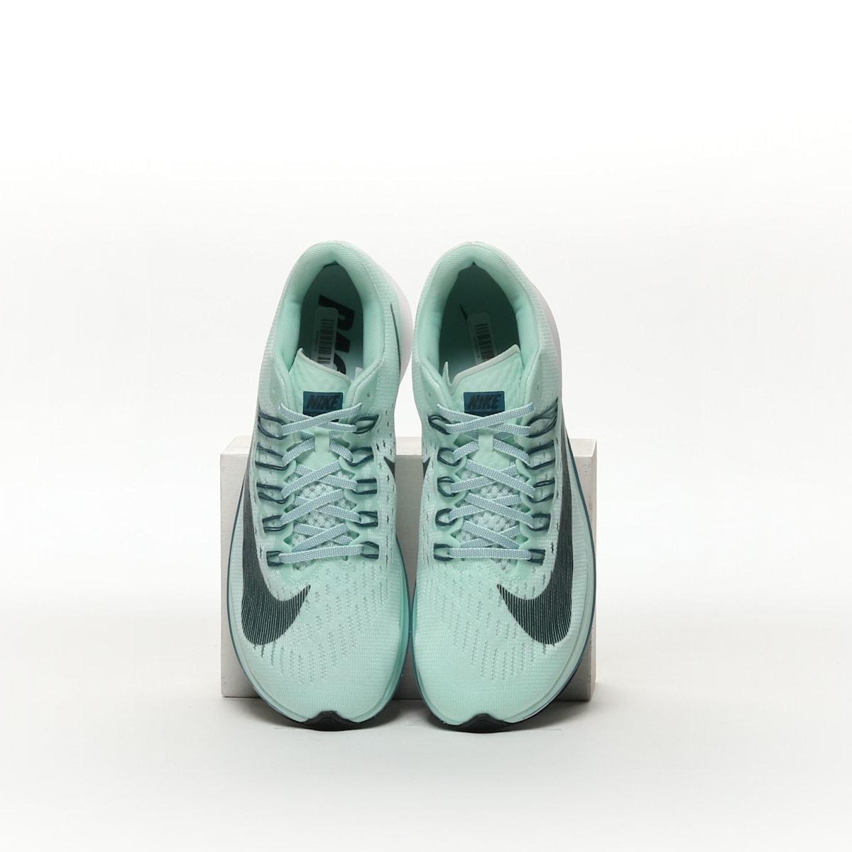 82bd6babae0 Nike Zoom Fly - IGLOO NOISE AQUA BLACK DEEP JUNGLE – Resku