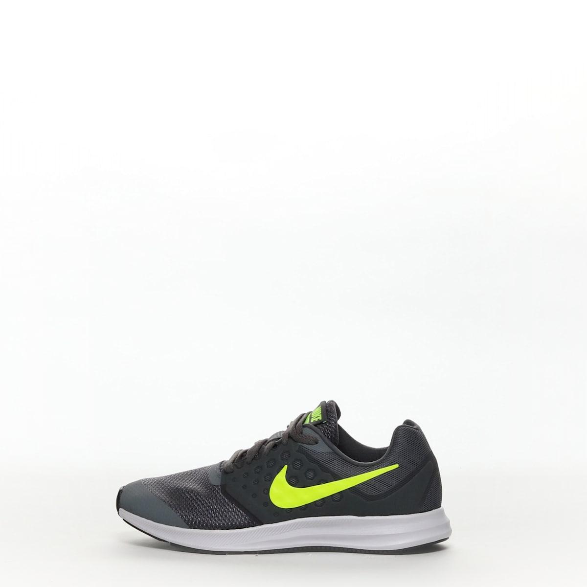 cdd86e6603 Boys' Nike Downshifter 7 Wide (GS) Running Shoe - COL GY/VOLT – Resku