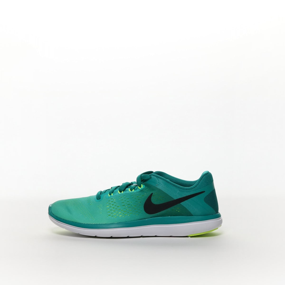 77172a88 Men's Nike Flex 2016 RN Running Shoe - RIOTEA/BLACK – Resku