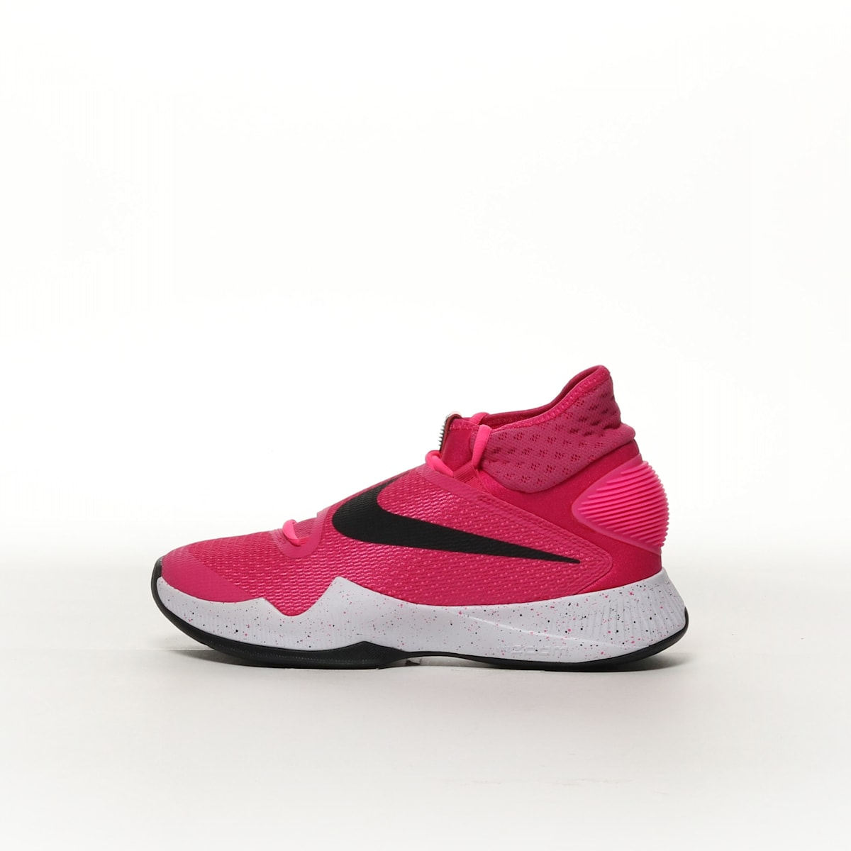 half off 2dc1c 56cea Men's Nike Zoom HyperRev 2016 Basketball Shoe - PINK BLAST/BLACK ...
