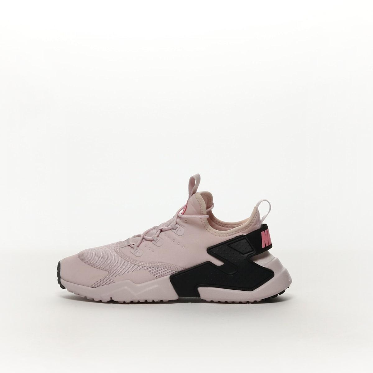 6803aec9b9524 Boys  Nike Huarache Drift (GS) Shoe - BARELY ROSE CORAL CHALK-BLACK ...