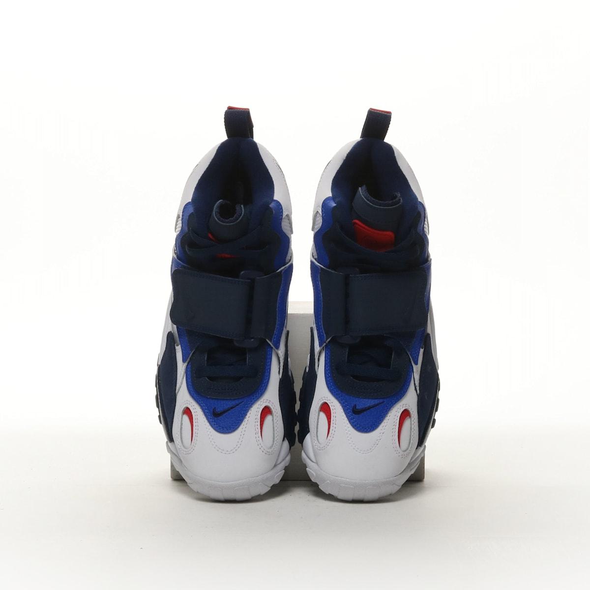 69140696e4 Nike Air Max Speed Turf - WHITE/BLUE VOID/RACER BLUE/UNIVERSITY RED ...