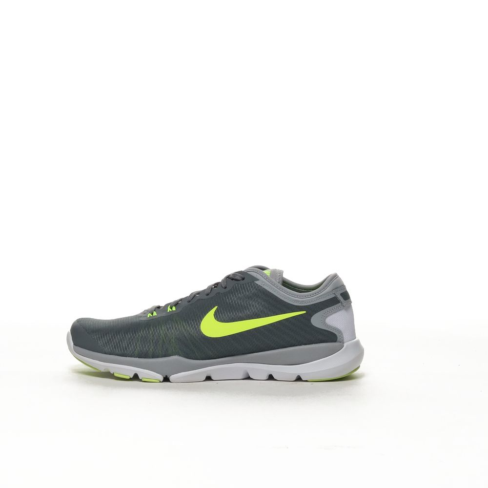 online store d14c7 d25a4 Nike Flex Supreme TR 4 Women's Training Shoe - COL GY/VOLT