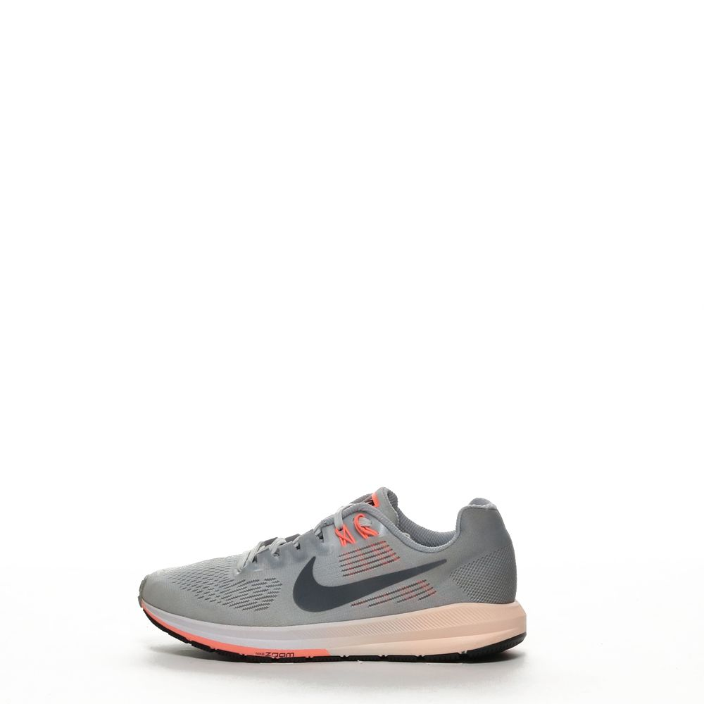 reputable site c1258 35c09 W NIKE AIR ZOOM STRUCTURE 21 - WLFGRY/D GREY