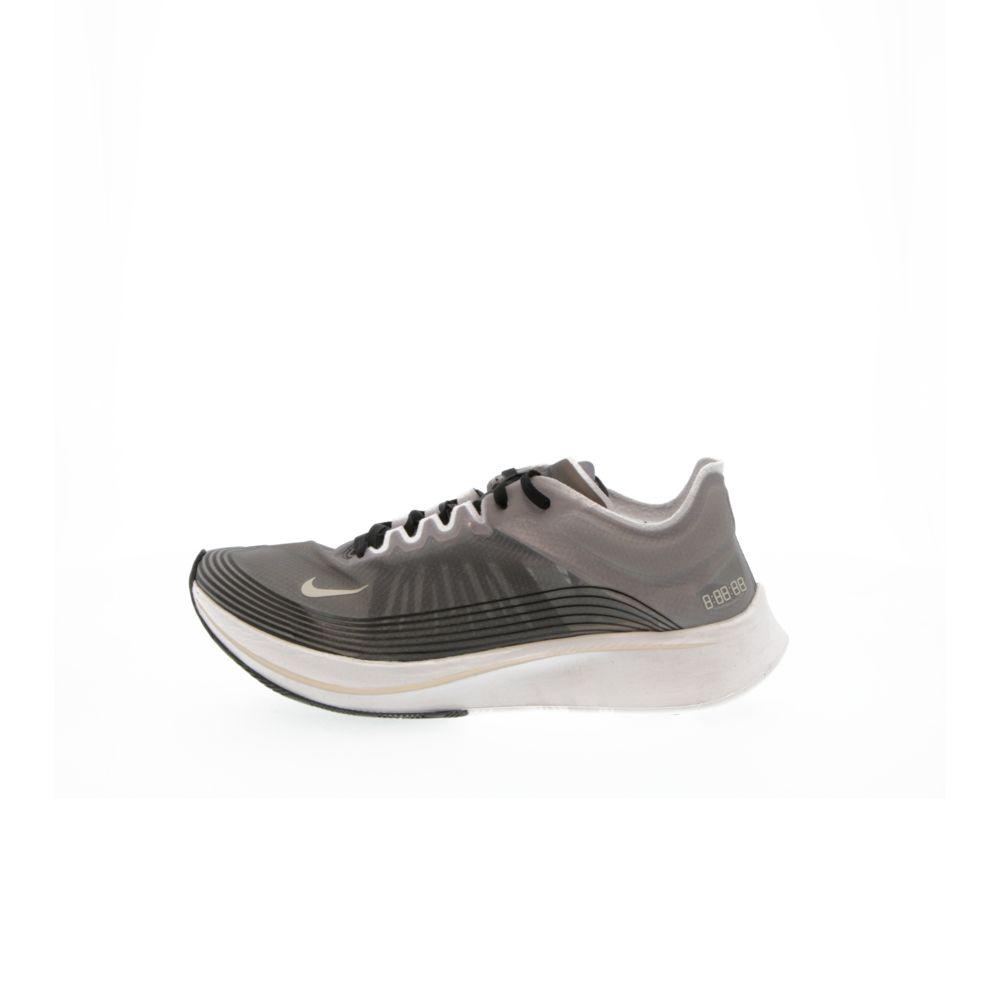 Nike Zoom Fly SP , BLACK/WHITE/LIGHT BONE