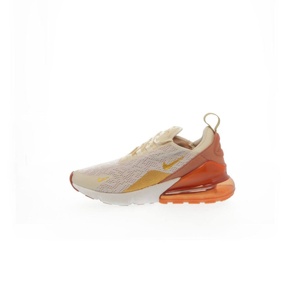free shipping 1bed0 a5c11 Nike Air Max 270 - LIGHT CREAM/TERRA BLUSH/DUSTY PEACH/METALLIC GOLD