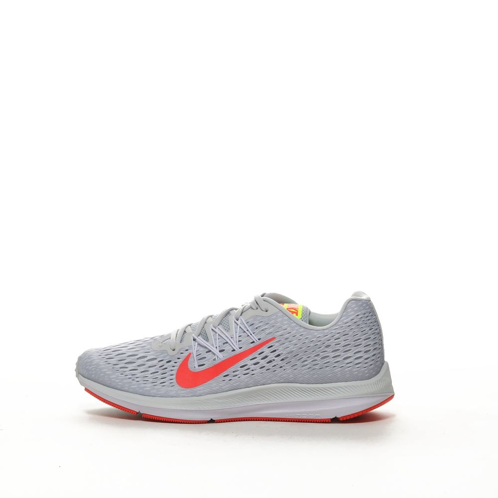89395c272a4 Nike Air Zoom Winflo 5 - PURE PLATINUM/WHITE/WOLF GREY/BRIGHT CRIMSON