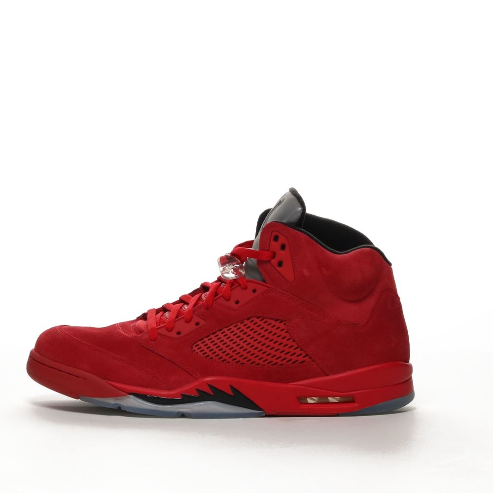 san francisco 7f8b0 1b1ef Air Jordan 5 Retro Red Suede