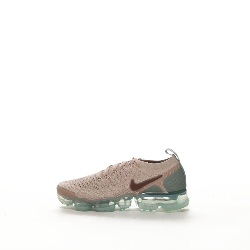 meet 05b3c 49f59 Nike Air VaporMax Flyknit 2 - PARTICLE BEIGE/MICA GREEN/IGLOO/SMOKEY MAUVE