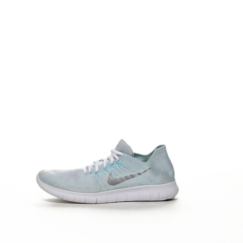 pretty nice 42519 254de Women's Nike Free RN Flyknit 2017 Running Shoe - PRPLTM/M SILV