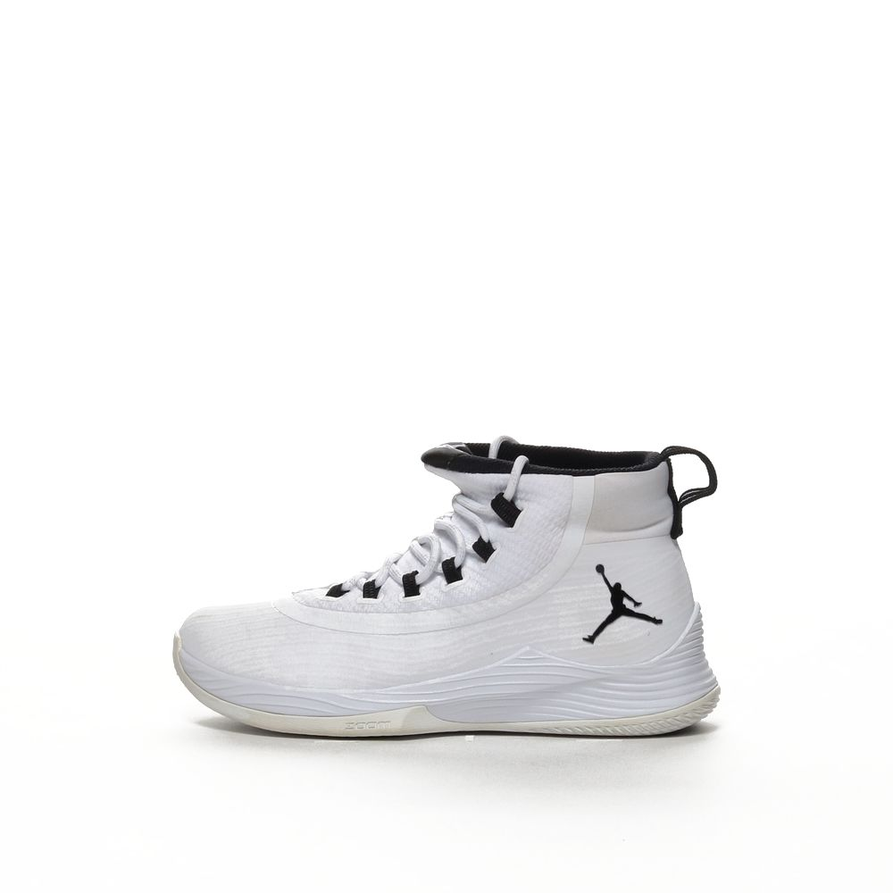 more photos 5908c 16fff Men's Jordan Ultra Fly 2 Basketball Shoe - WHITE/BLACK