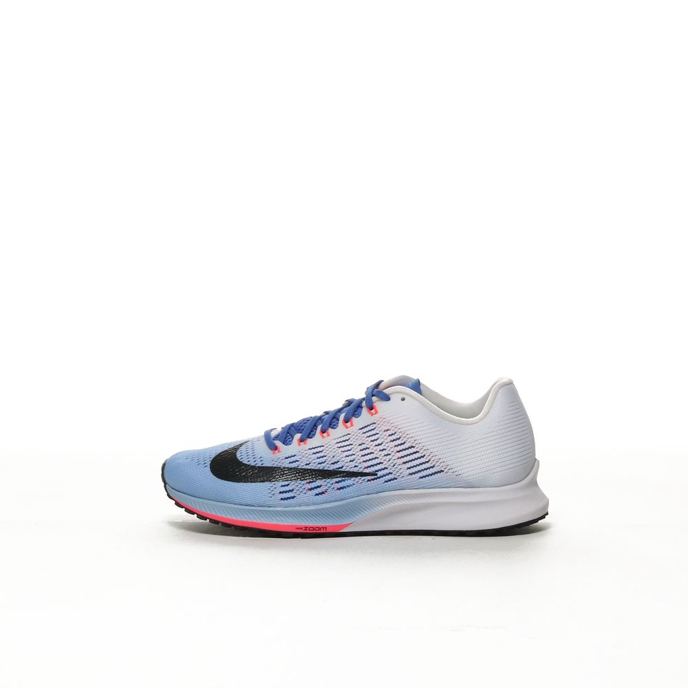 designer fashion 9b1c1 623b9 Women's Nike Air Zoom Elite 9 Running Shoe - ALUMINUM/BLACK-WHITE-MEDIUM  BLUE