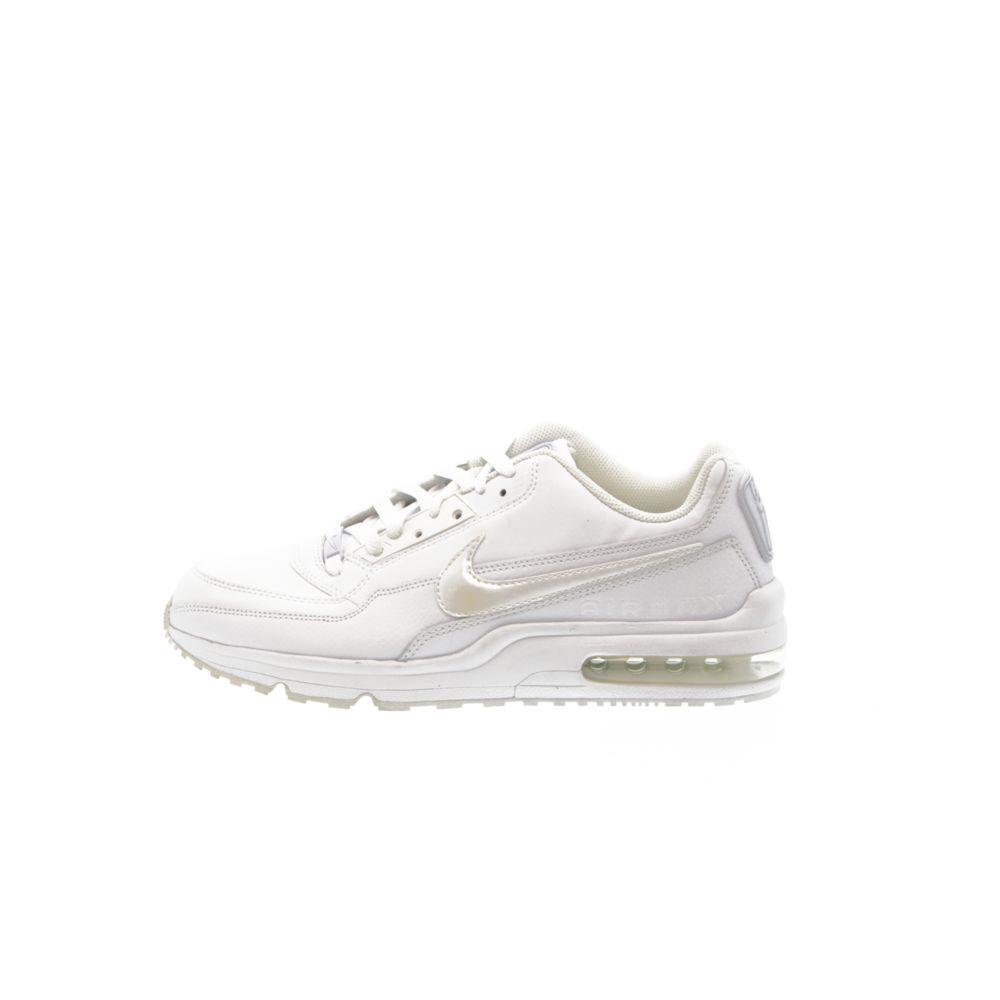 newest a5899 07794 Men's Nike Air Max LTD 3 Shoe Men's Shoe - WHITE/WHITE