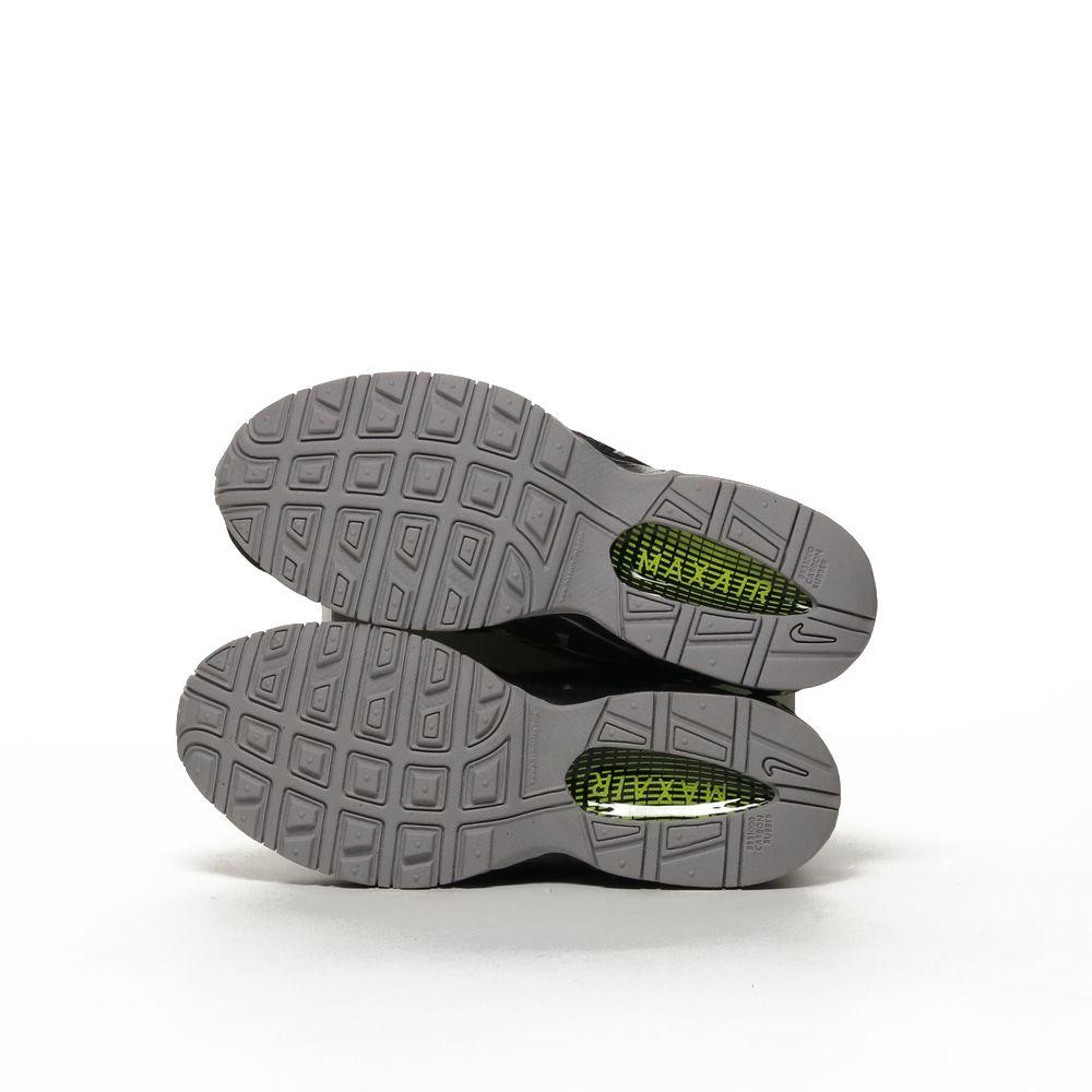 a391b777 Nike Air Max Torch 4 Men's Running Shoe - BLACK/VOLT-ATMOSPHERE GREY ...