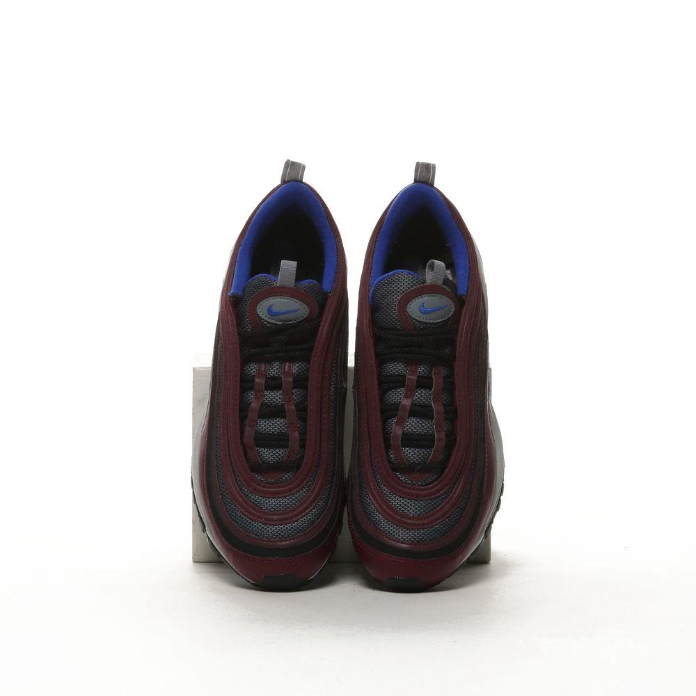 Nike Air Max 97 COOL GREYNIGHT MAROONPURE PLATINUMRACER BLUE