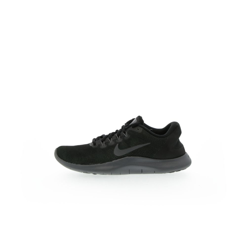huge discount 691b8 b8faa Nike Flex RN 2018 - BLACK/ANTHRACITE/DARK GREY