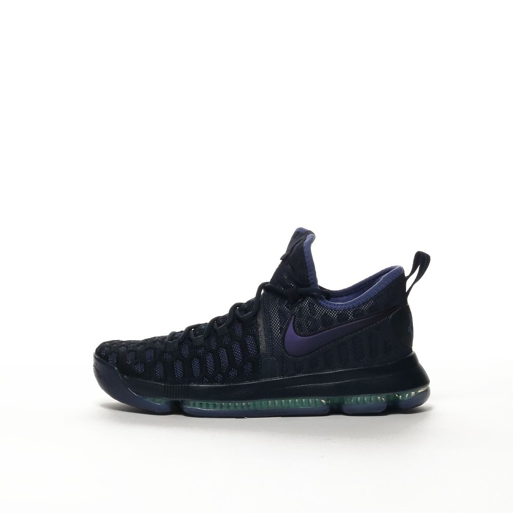superior quality 8daf3 789e9 Nike Zoom KD 9 - OBSIDIAN/BLACK/DARK PURPLE DUST