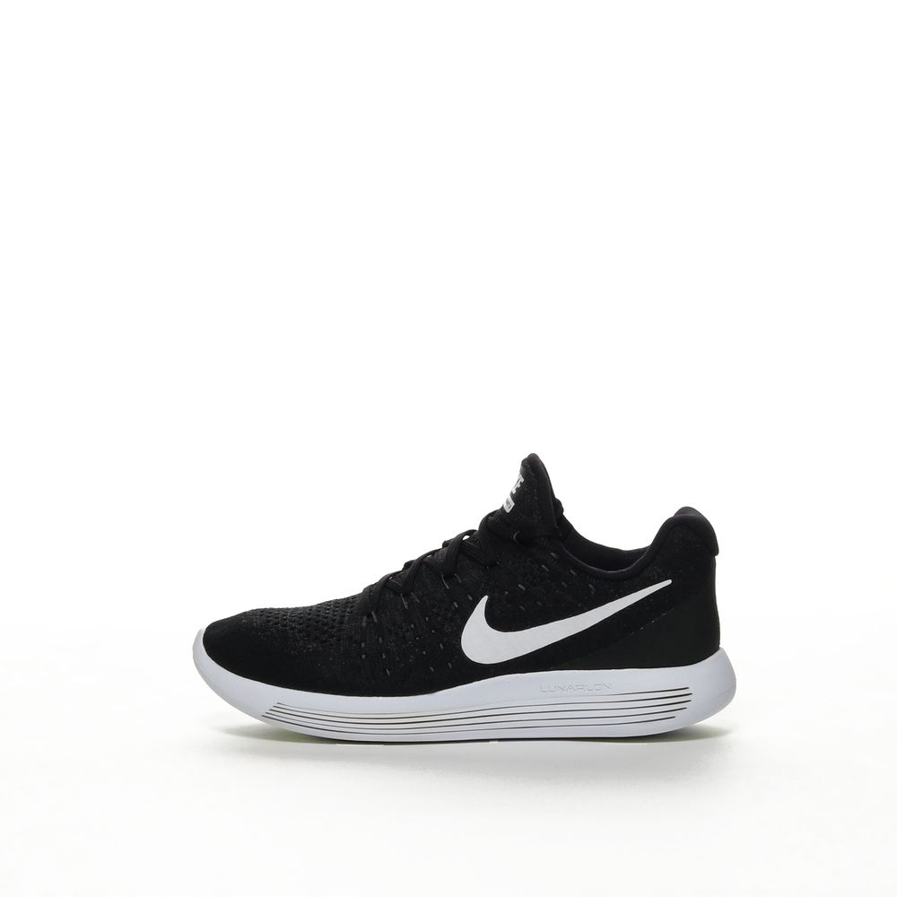 cheap for discount ab05c a8a20 Men's Nike LunarEpic Low Flyknit 2 Running Shoe - BLACK/WHITE