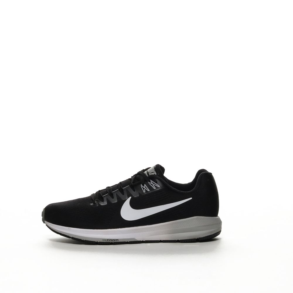 hot sales e586f 4431b Women's Nike Air Zoom Structure 21 Running Shoe - BLACK/WHITE