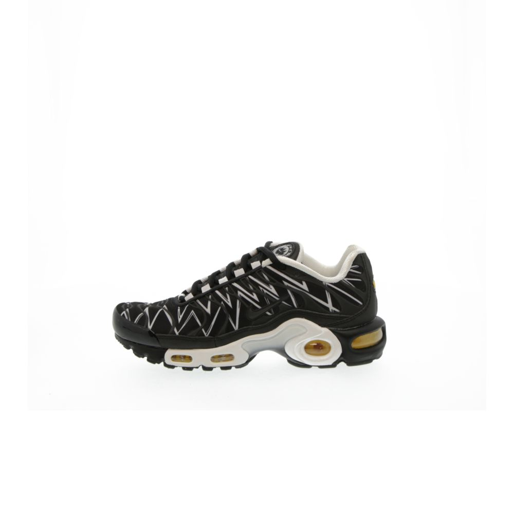 sports shoes 6cb2e 172cc Men's Nike Air Max Plus Shoe - BLACK/BLACK-WHITE